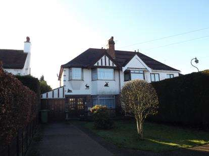 3 Bedrooms Semi Detached House for sale in Station Road, Marston Green, Birmingham, West Midlands
