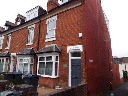 6 Bedrooms End Of Terrace House for sale in Pershore Road, Selly Park, Birmingham, West Midlands