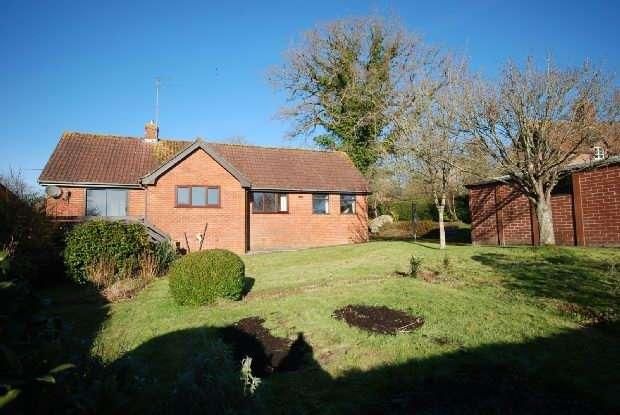 2 Bedrooms Detached Bungalow for sale in Edmondsham