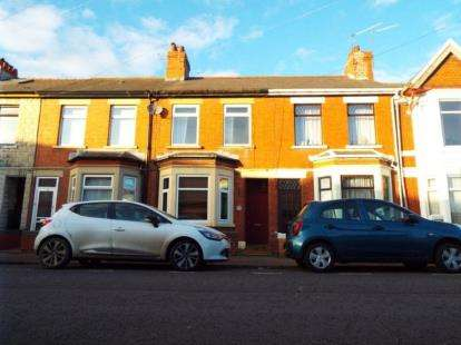 3 Bedrooms Terraced House for sale in Gelligaer Street, Gelligaer Street, Cardiff, Caerdydd