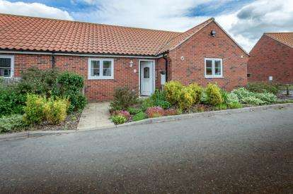 2 Bedrooms Retirement Property for sale in Swanton Morley, Dereham, Norfolk