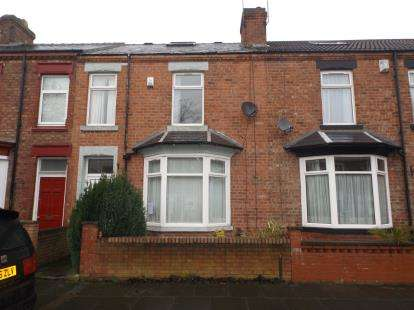 3 Bedrooms Terraced House for sale in Brook Terrace, County Durham