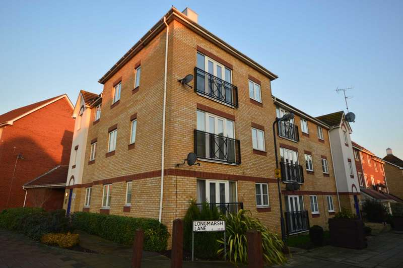 2 Bedrooms Apartment Flat for sale in Hill View Drive, Thamesmead