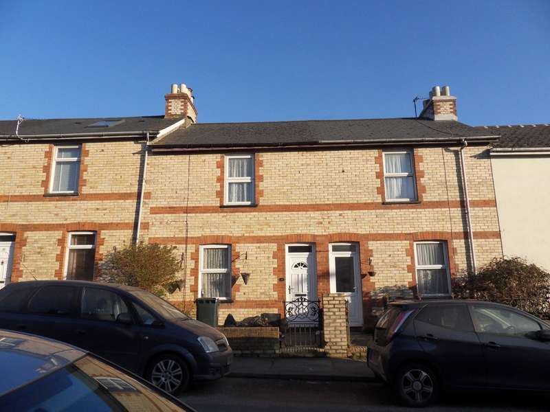 2 Bedrooms Terraced House for sale in Exeter Road, Kingsteignton