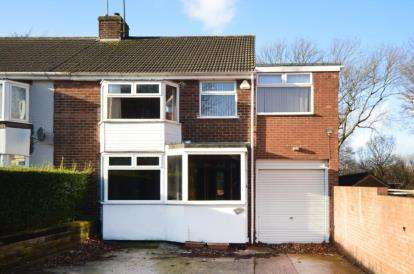 3 Bedrooms Semi Detached House for sale in Penrith Road, Shirecliffe, Sheffield