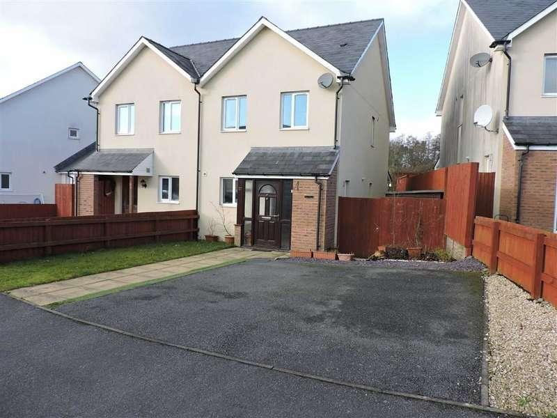 3 Bedrooms Property for sale in Bryn Steffan, Lampeter