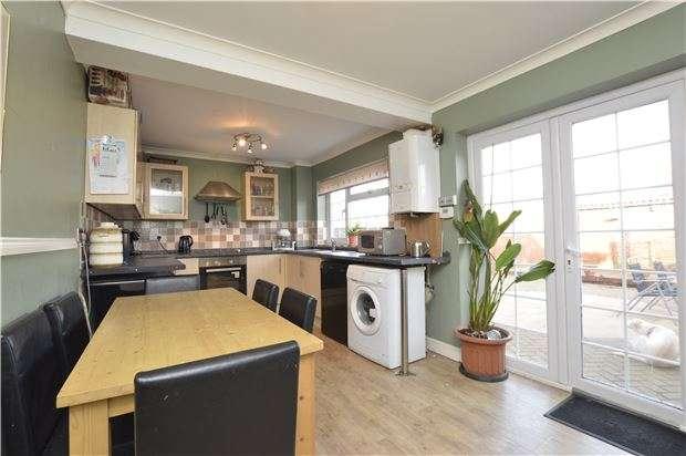 3 Bedrooms Terraced House for sale in Brockworth, Yate, BRISTOL, BS37 8SL