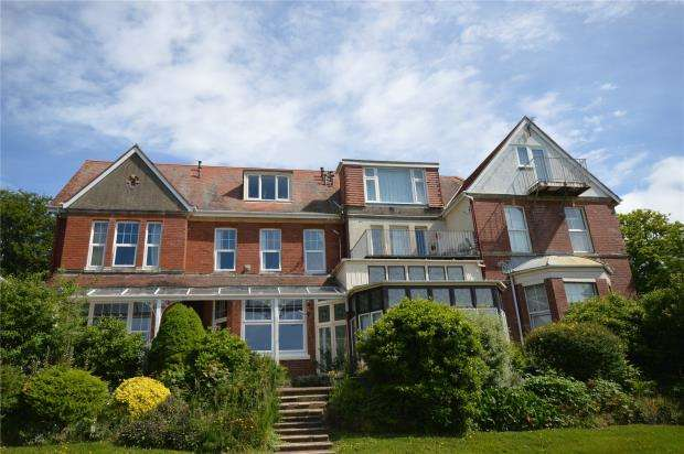 2 Bedrooms Flat for sale in Kingsdon Hall, 32 Douglas Avenue, Exmouth, Devon