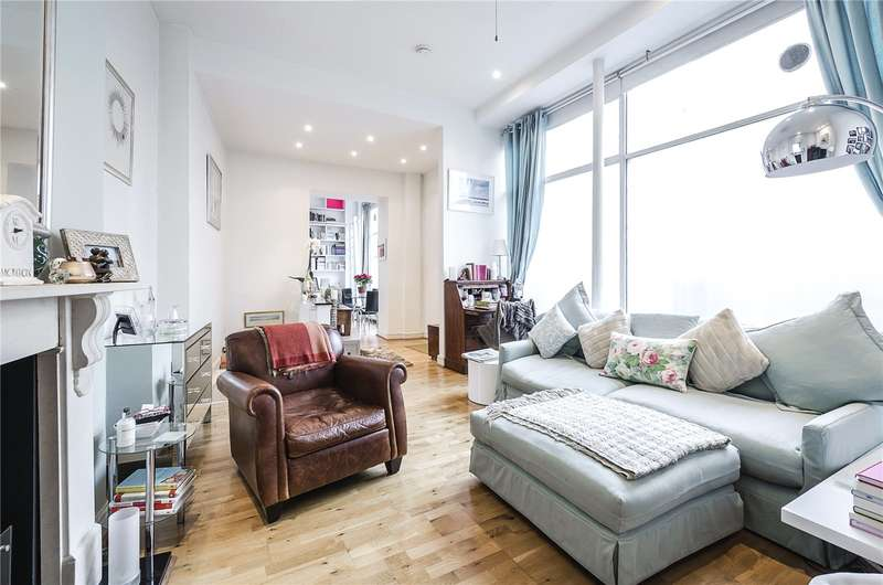 2 Bedrooms Flat for sale in Cambridge Street, London, SW1V