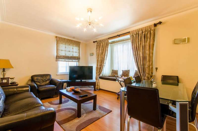 3 Bedrooms Flat for sale in Shoot up Hill, Cricklewood, NW2