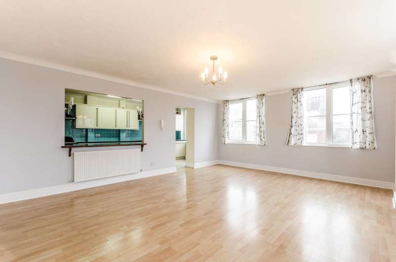 3 Bedrooms Flat for sale in Regents Canal House, Limehouse, E14