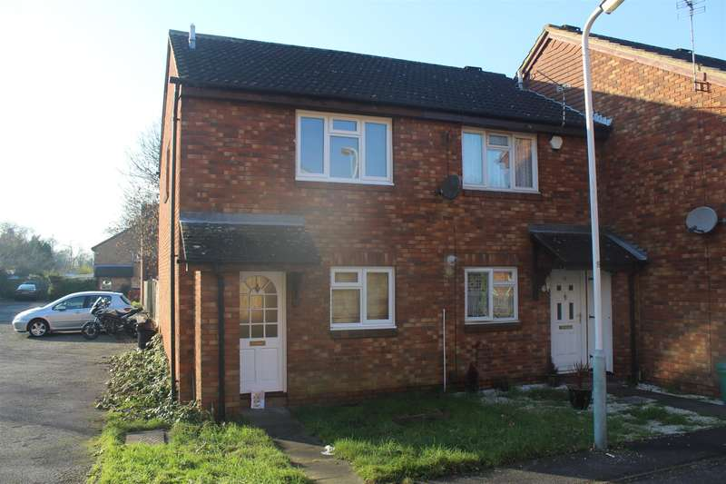 3 Bedrooms End Of Terrace House for sale in Hambledon Close, Uxbridge, Middlesex, UB8