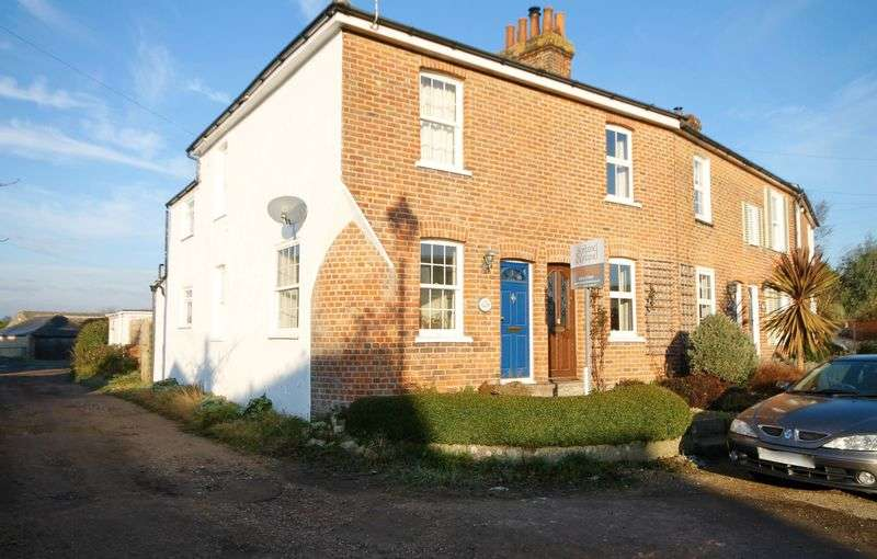 2 Bedrooms Terraced House for sale in Prinsted Lane, Emsworth