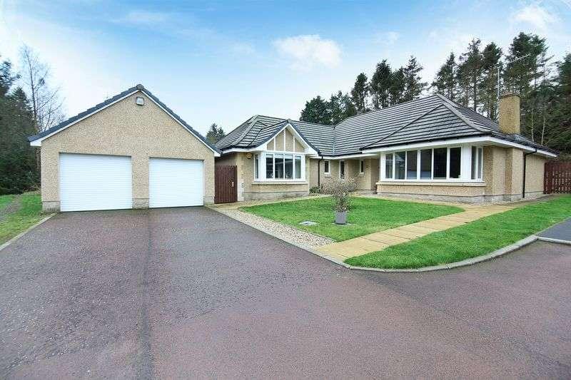 4 Bedrooms Detached Bungalow for sale in Byretown Gardens, Kirkfieldbank