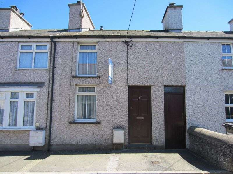 2 Bedrooms Property for sale in Bethesda Street, Amlwch