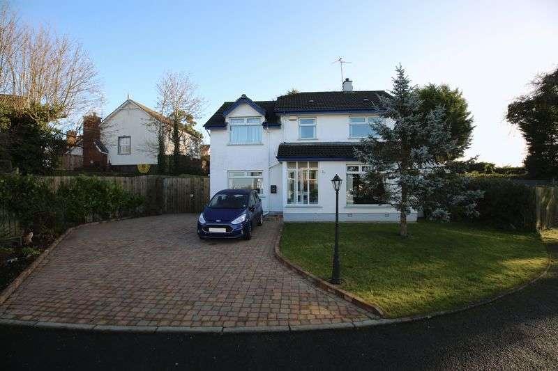 4 Bedrooms Detached House for sale in 25 Kernan Avenue, Portadown