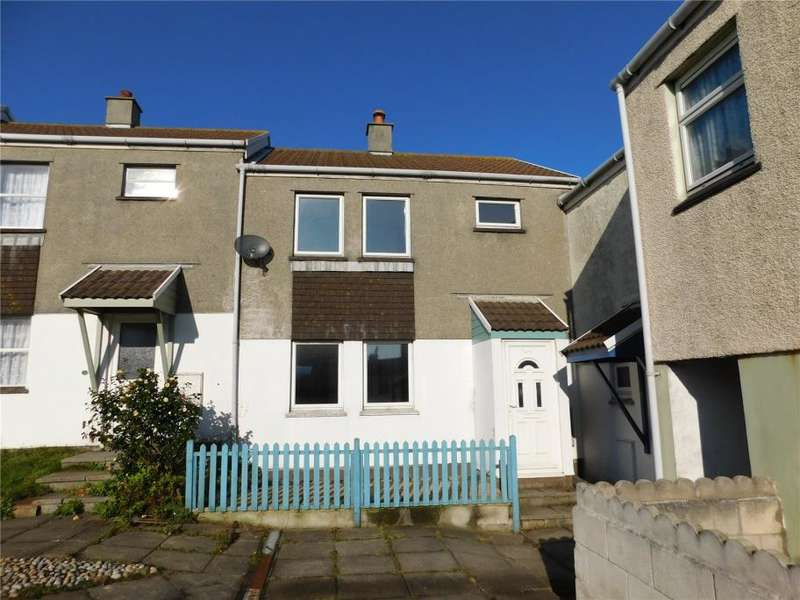 3 Bedrooms Terraced House for sale in Tregundy Road, Perranporth