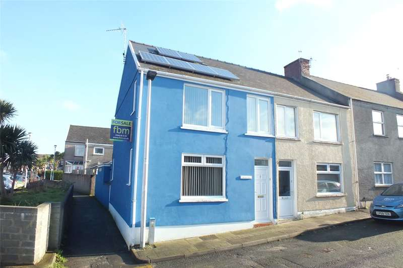 3 Bedrooms End Of Terrace House for sale in Harbour Way, Pembroke Dock, Pembrokeshire