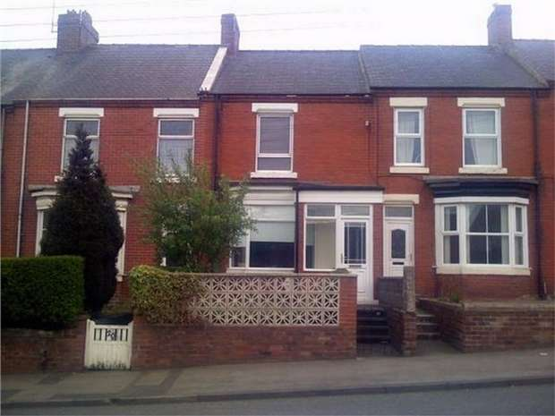 2 Bedrooms Terraced House for sale in John Street South, Meadowfield, Durham City