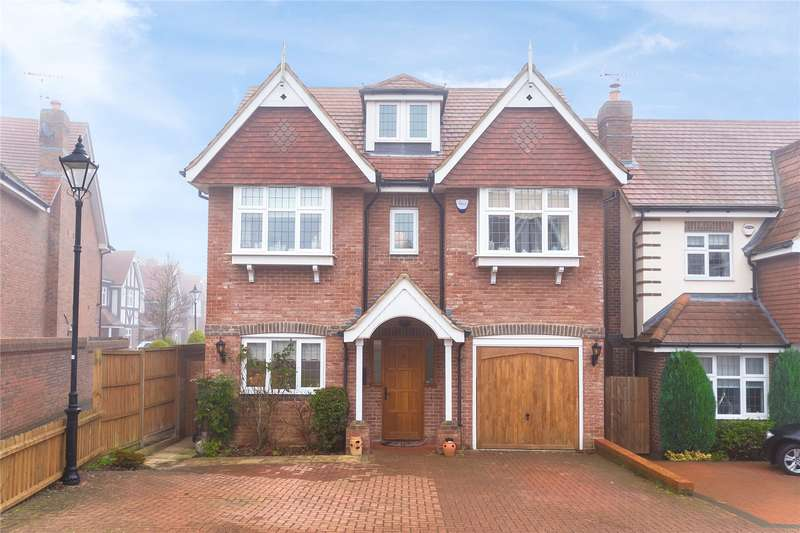 6 Bedrooms Detached House for sale in Fauna Close, Stanmore, HA7