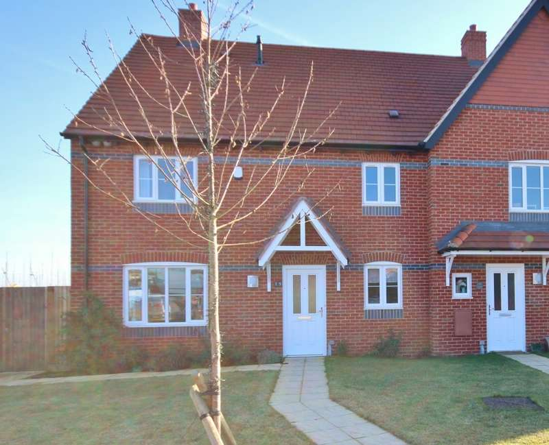 4 Bedrooms End Of Terrace House for sale in Portway Close, East Hendred, Wantage, OX12