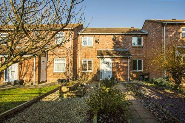 2 Bedrooms Terraced House for sale in The Delph, Lower Earley, Reading