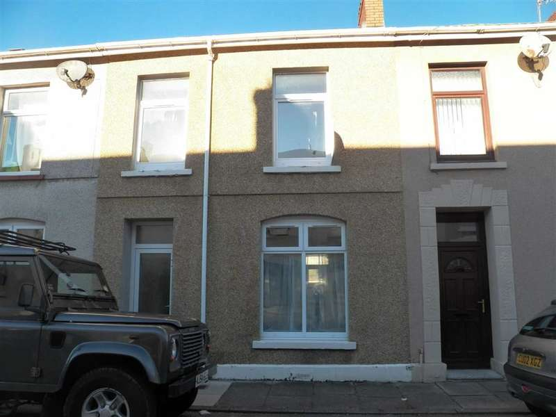 3 Bedrooms Property for sale in Princess Street, Llanelli