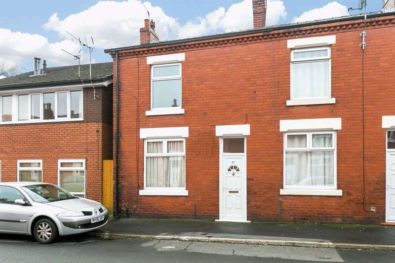 2 Bedrooms Terraced House for sale in Holme Terrace, Swinley, WN1 2HG