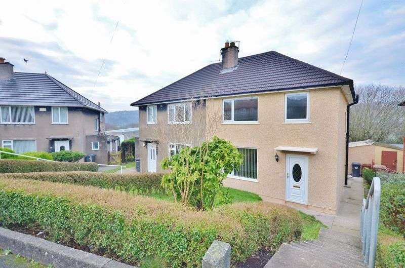 3 Bedrooms Semi Detached House for sale in Esk Avenue, Whitehaven