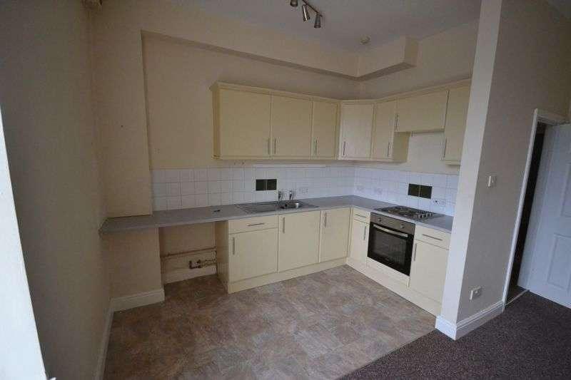 1 Bedroom Flat for sale in Victoria Road, Pembroke Dock