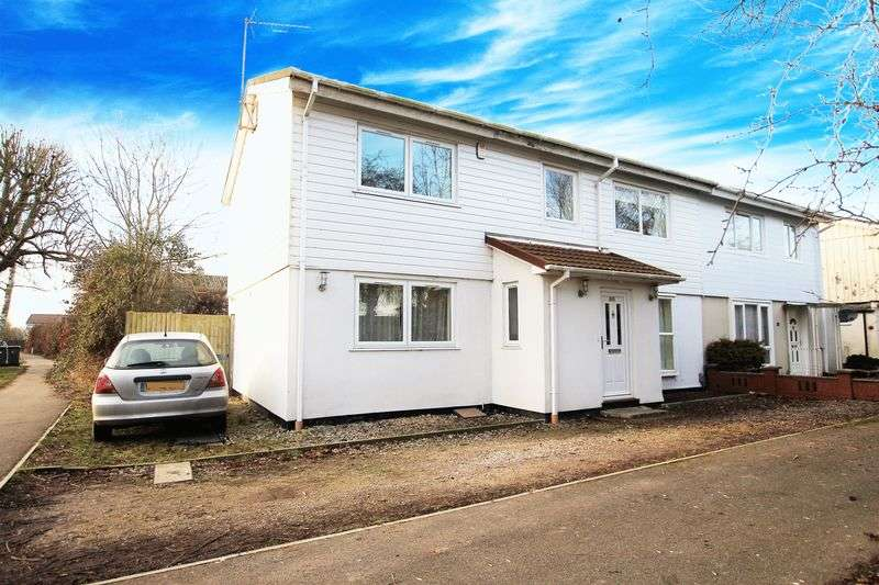 4 Bedrooms Semi Detached House for sale in Wantage