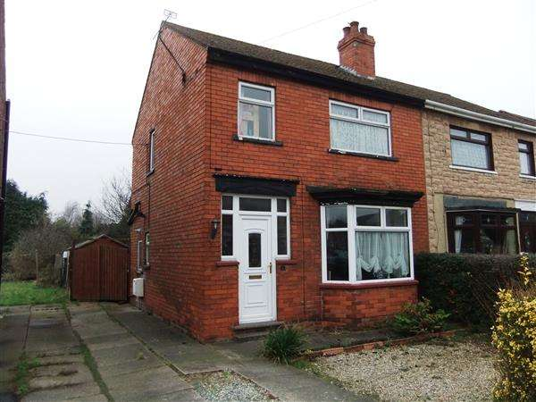 3 Bedrooms Semi Detached House for sale in Lodge Road, Scunthorpe