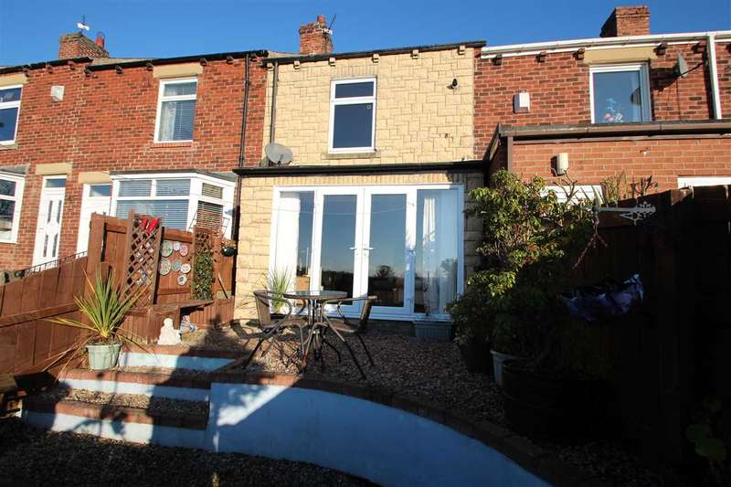 3 Bedrooms Terraced House for sale in Elizabeth Street, Chopwell, Newcastle Upon Tyne