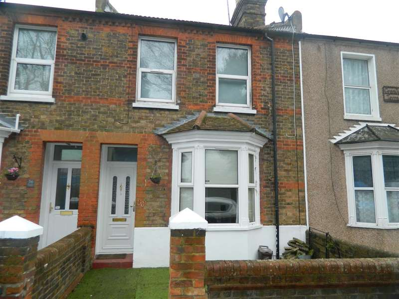 2 Bedrooms Terraced House for sale in St. Lukes Avenue, Ramsgate