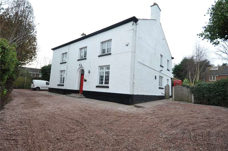 6 Bedrooms Detached House for sale in Greasby Road, Greasby, Wirral