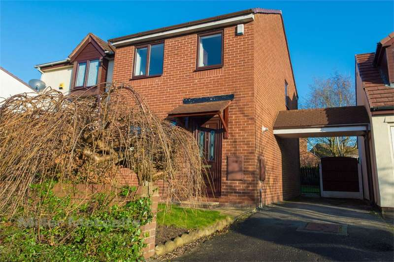 3 Bedrooms Semi Detached House for sale in Ashdown Lane, Birchwood, Warrington, Cheshire