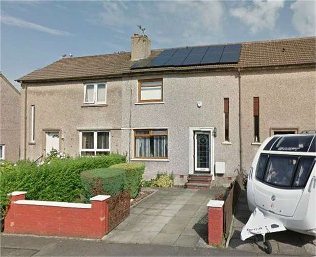 2 Bedrooms Terraced House for sale in Lambie Street, Whitburn, Bathgate, West Lothian