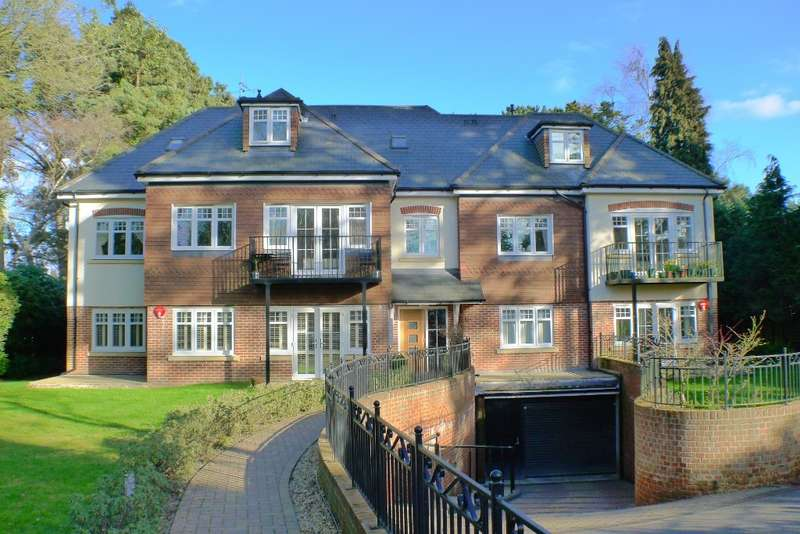 3 Bedrooms Flat for sale in Ferndown