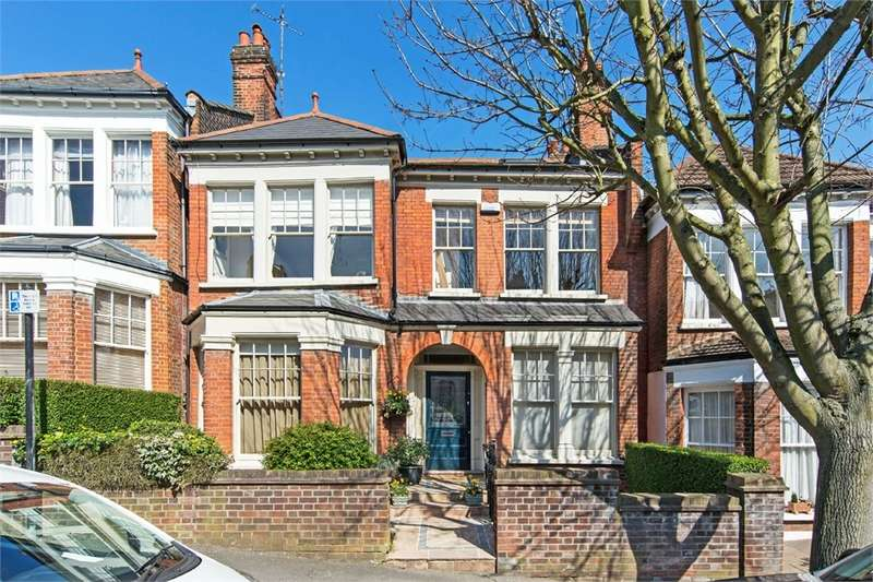 6 Bedrooms Terraced House for sale in Woodland Rise, Muswell Hill, London
