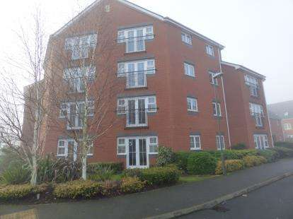 2 Bedrooms Flat for sale in Cowslip Meadow, Draycott, Derby, Derbyshire