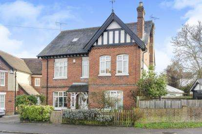 6 Bedrooms Detached House for sale in Lyndhurst, Hampshire