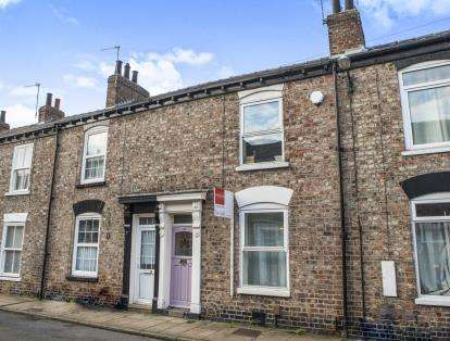 2 Bedrooms House for sale in Hampden Street, York, North Yorkshire, England