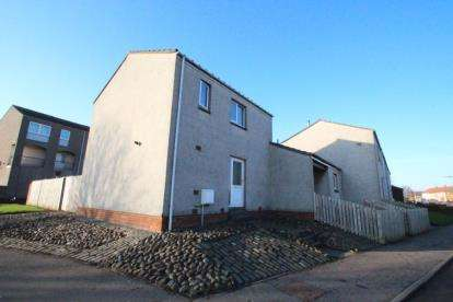 2 Bedrooms End Of Terrace House for sale in Mallard Road, Buckhaven