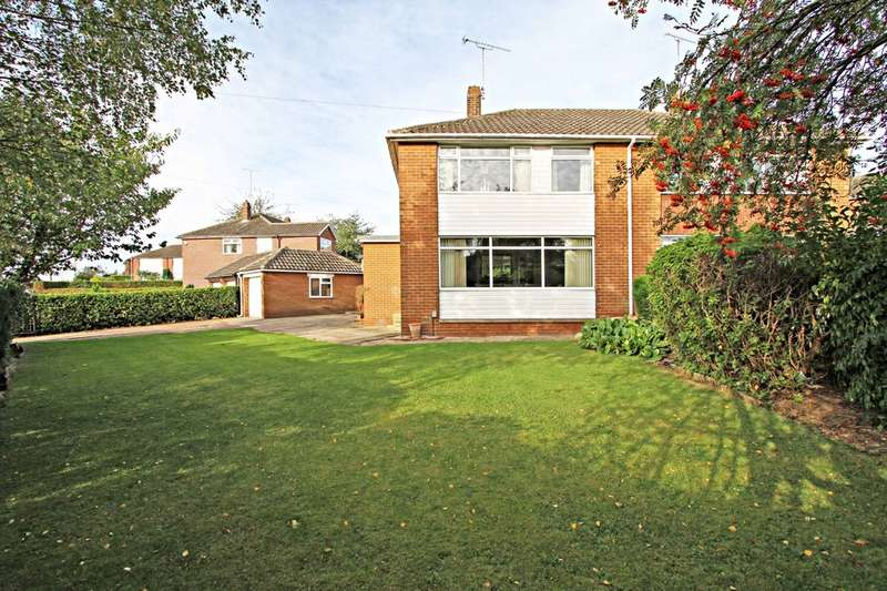 3 Bedrooms Semi Detached House for sale in East Bawtry Road, Rotherham