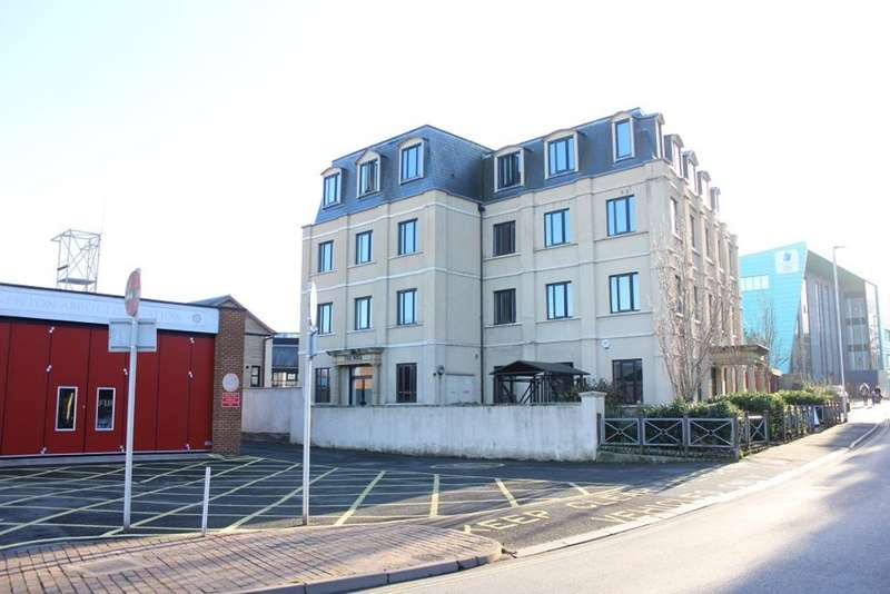 2 Bedrooms Flat for sale in The Mill, Kingsteignton Road