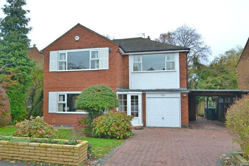 3 Bedrooms Detached House for sale in Daylesford Crescent, Cheadle