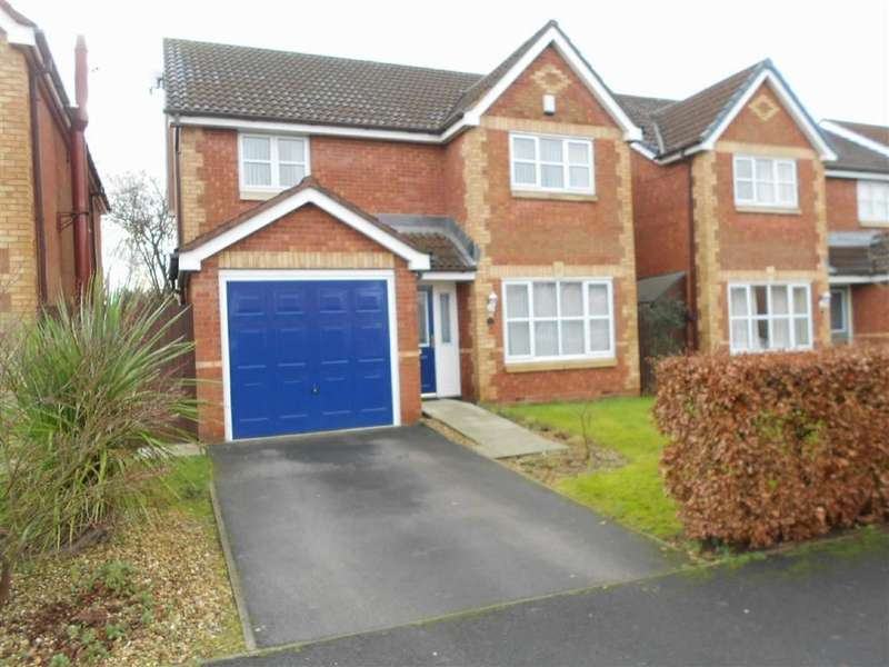 4 Bedrooms Property for sale in Langley Drive, Crewe, Cheshire