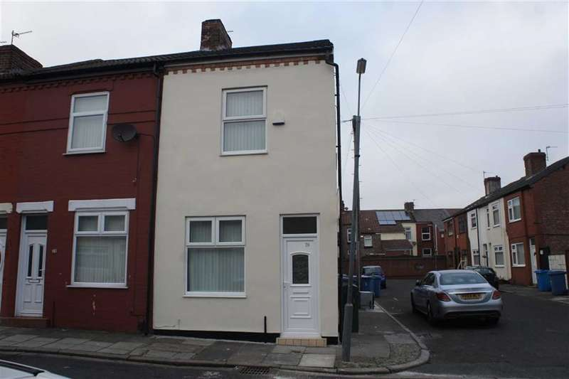2 Bedrooms Property for sale in Kingswood Avenue, Aintree, Merseyside