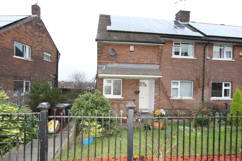 3 Bedrooms Semi Detached House for sale in Somerton Drive, Bradford