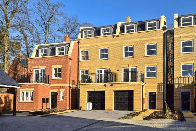 5 Bedrooms Terraced House for sale in Plot 8, Lime Tree Court, Station Road, Ampthill